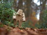 Oak sculpture MR B - e15