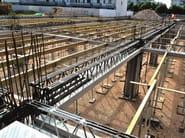 Steel lattice structure MTR® System - METAL.RI