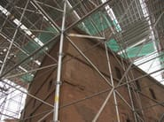 Tubular structure and scaffolding MULTICOM - Condor