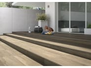 Indoor/outdoor porcelain stoneware wall/floor tiles with wood effect MY PLANK Classic - Italgraniti