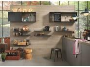 Pavimento/rivestimento in gres porcellanato a tutta massa effetto legno MY PLANK Glamour - Italgraniti