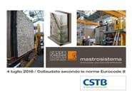 Exterior insulation system MASTROSISTEMA - GEOPIETRA®