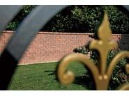 Fence / Concrete element for perimeter enclosure Murago® Veneto - MICHELETTO PAVIMENTAZIONI