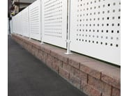 Fence / Concrete element for perimeter enclosure Murago® Veneto - MICHELETTO PAVIMENTAZIONI