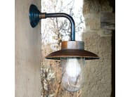 Direct-indirect light metal wall lamp NABUCCO | Metal wall lamp - Aldo Bernardi