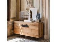 Wooden sideboard with doors NEBRASKA - Cattelan Italia
