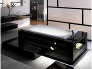 Rectangular resin bathtub NEOREST LE | Resin bathtub - TOTO