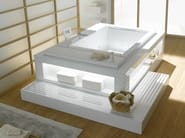 Bathtub furniture, free standing NEOREST - TOTO