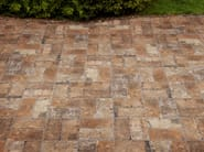 Porcelain stoneware outdoor floor tiles with stone effect NEW YORK | Outdoor floor tiles - CIR