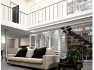 Aluminium balustrade NIK - Fontanot Spa