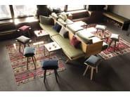Solid wood stool / coffee table NINI - Schönbuch