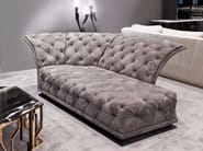 Tufted fabric day bed NOA - Longhi