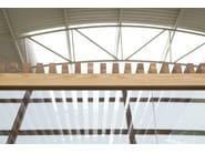 Wooden ceiling tiles NODOO   Wooden ceiling - NODOO
