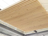 Wooden ceiling tiles NODOO | Wooden ceiling - NODOO
