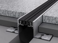 Giunto per pavimento in alluminio NOVOJUNTA® PRO L50 - EMAC Italia