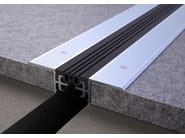 Aluminium Flooring joint NOVOJUNTA PRO® NON SLIP | Aluminium Flooring joint - EMAC Italia