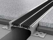 Giunto per pavimento in alluminio NOVOJUNTA PRO® XL105 - EMAC Italia