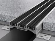 Aluminium Flooring joint NOVOJUNTA PRO® XL130 - EMAC Italia