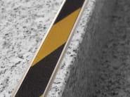 Novopletina Safety yellow black band