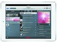 App NuVo su tablet