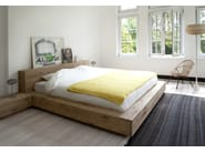 Solid wood double bed OAK MADRA | Bed - Ethnicraft