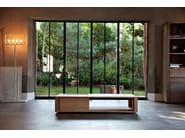 Rectangular solid wood coffee table OAK SHADOW | Coffee table - Ethnicraft