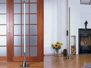 Brass floor lamp OBELISK - Betec Licht AG