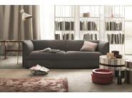 Leather sofa OCEAN DRIVE | Leather sofa - Lema