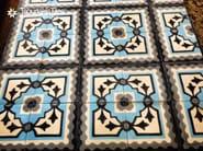 Indoor/outdoor cement wall/floor tiles ODYSSEAS 262 - TsourlakisTiles