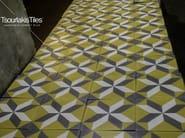 Indoor/outdoor cement wall/floor tiles ODYSSEAS 307 - TsourlakisTiles