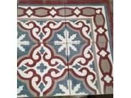 Indoor/outdoor cement wall/floor tiles ODYSSEAS 324 - TsourlakisTiles