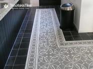 Indoor/outdoor cement wall/floor tiles ODYSSEAS 336 - TsourlakisTiles