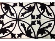 Indoor/outdoor cement wall/floor tiles ODYSSEAS 340 - TsourlakisTiles