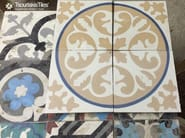 Indoor/outdoor cement wall/floor tiles ODYSSEAS 349 - TsourlakisTiles