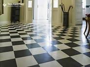 Indoor/outdoor cement wall/floor tiles ODYSSEAS SOLID COLOR - TsourlakisTiles