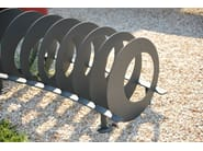 Bicycle rack OLA - LAB23 Gibillero Design Collection