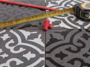 Lava stone wall tiles / flooring OLDVILLA - Sgarlata Emanuele & C.