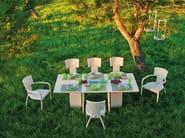 Rectangular garden table OLIVER | Table - Atmosphera