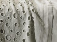Embroidered linen sheet OLS - Society Limonta