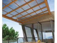 Roof panel in translucent plastic laminate ONDUCLAIR PCMW | Roof panel in translucent plastic laminate - ONDULINE ITALIA