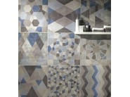 Porcelain stoneware wall/floor tiles ONE MIX DECO - Ceramiche Caesar