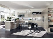 Fitted kitchen OPEN - Scavolini