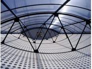 Mattone di vetro pedonabile ORBIS - Seves S.p.A. Divisione Glassblock