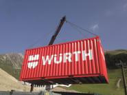 Shelveing system ORSY - Würth