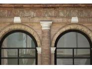 Thermal break patio door OS2 65.2 | Ferrofinestra taglio termico - SECCO SISTEMI