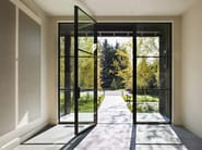 Thermal break patio door OS2 65.2 | Ferrofinestra taglio termico - SECCO SISTEMI