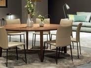 Upholstered chair OSCARINI - Jori