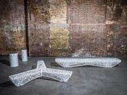 Outdoor waste bin OSSO   Waste bin - Factory Street Furniture