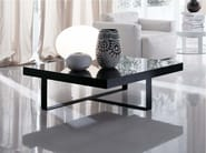 Square metal coffee table OTIS | Square coffee table - FRIGERIO POLTRONE E DIVANI