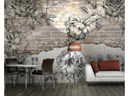 Nonwoven wallpaper OUTSIDE - MyCollection.it
